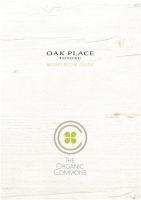 OAK PLACE TOYOSU MODELROOM GUIDE